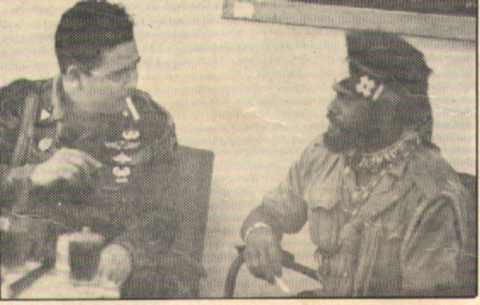 Permenas Awom & Acub Zainal